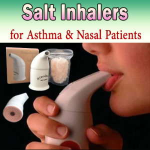 Himalayan Salt Inhaler for Asthma patients