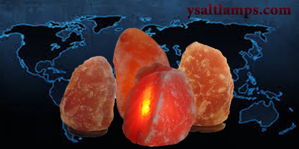 Popularity of Salt Lamps