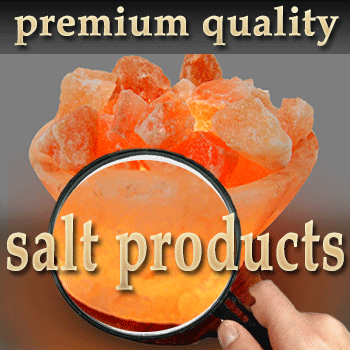 Premium quality salt products