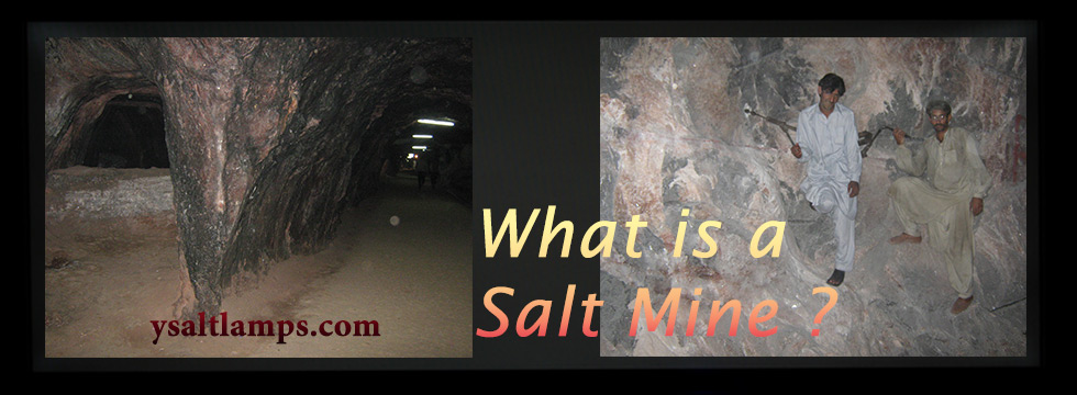 What is a salt mine