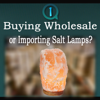 Buying wholesale himalayan salt lamps
