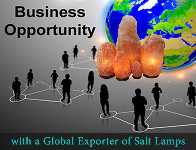 Business-Opportunities-with a global exporter of-Salt-Lamps