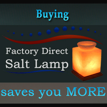 Wholesale Himalayan Salt Lamps Direct from Factory