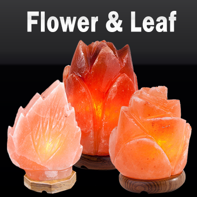 Wholesale supplier of Crafted Shapes Salt Lamps from Pakistan