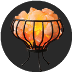 Basket Salt Lamp Wholesale Supplier