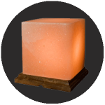 Cube Salt Lamp Wholesale Supplier